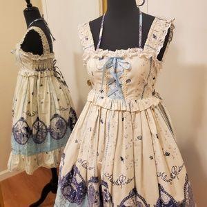 Alice and the Pirates Lolita Replica Jumper Skirt